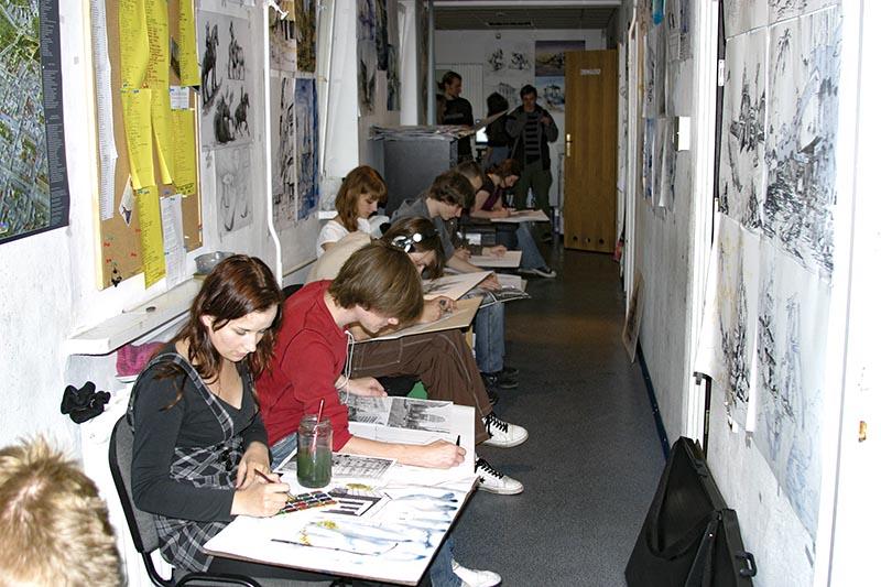 intensywny kurs na architekturę w Warszawie