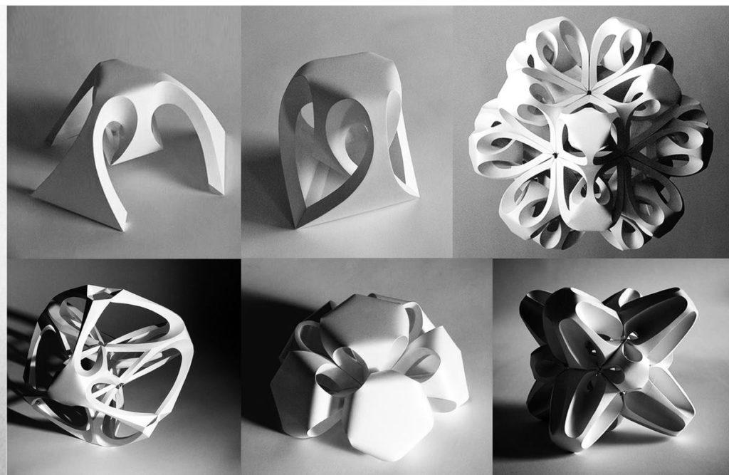 kurs rysunku w ferie papieroplastyka