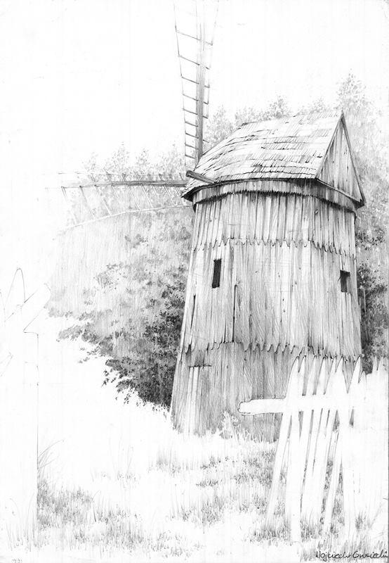 szkoła rysunku - rysunek od podstaw
