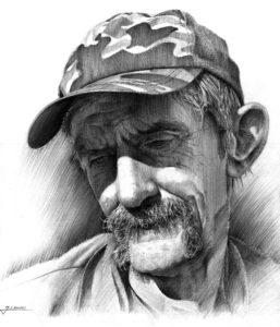 Jak narysować portret ołówkiem