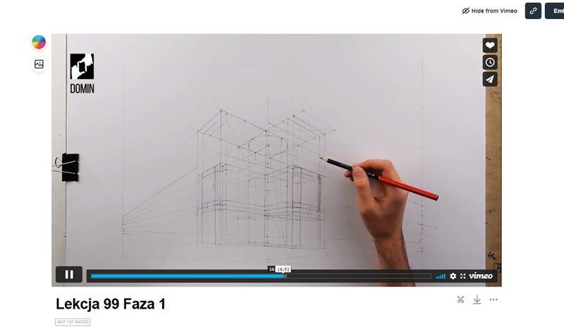 platforma do kursów rysunku online